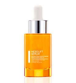 Crema y Serum facial con vitamina C