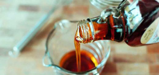 sirope de arce contraindicaciones y efectos secundarios