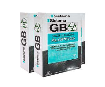 sistema gb para la alopecia