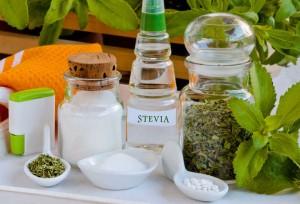 stevia tipos