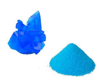 sulfato cuprico pentahidratado