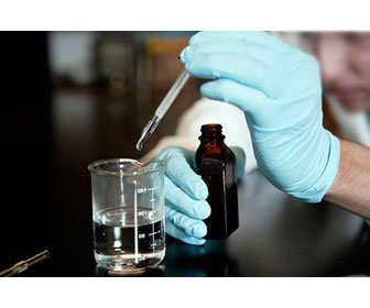 ácido sulfúrico y agua