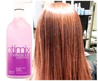 alisado del pelo con taninoplastia