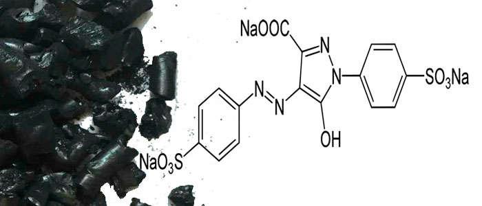 Origen de la Tartrazina, obtención y fórmula química