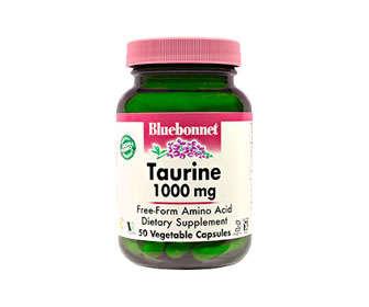 Suplemento con taurina y cafeína