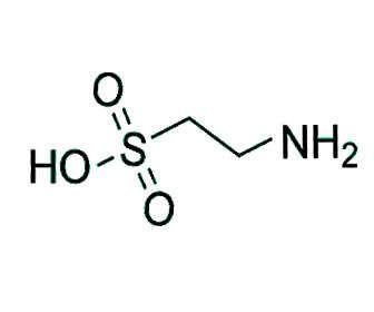 taurina estructura l quimica