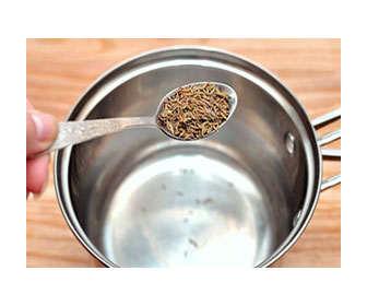 Cómo preparar un té de comino