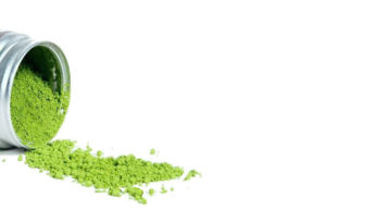 te verde matcha ecológico