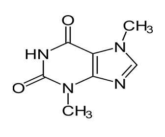 teobromina formula