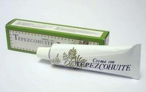 tepezcohuite pomada crema
