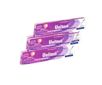 Test de ovulación Unitest