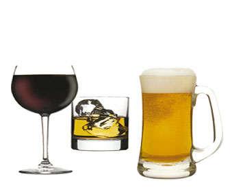 Tomar tiamina y alcohol