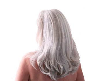 carencia de tirosinasa en el pelo