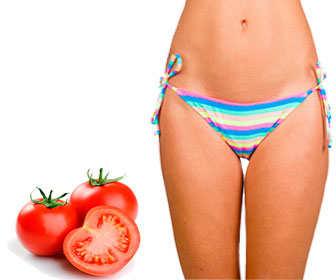 tomate para adelgazar