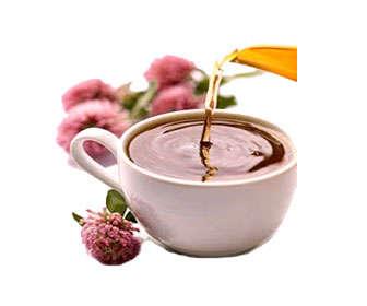 Cómo hacer té de trébol rojo o infusión