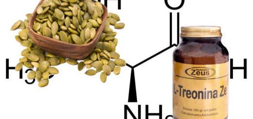 L treonina aminoácido propiedades