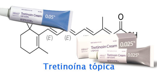 Qué es y para qué sirve tretinoína