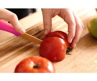variedades de tomates crudos