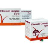 vitacrecil complex forte en sobres y cápsulas
