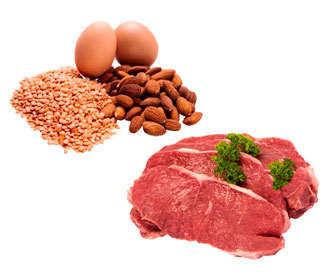 Alimentos ricos en tiamina y vitamina B1