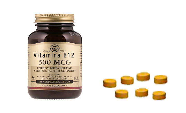 efectos secundarios vitamina b12 alta
