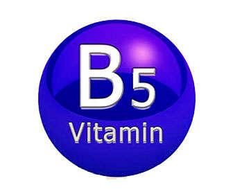 vitamina b5 para el cabello