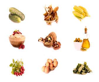 Cuáles son los alimentos ricos en vitamina E
