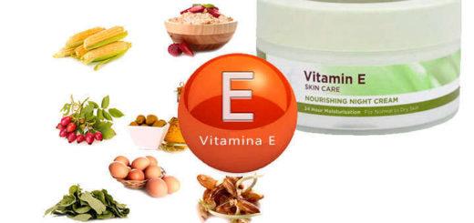 vitamina E propiedades, para que sirve