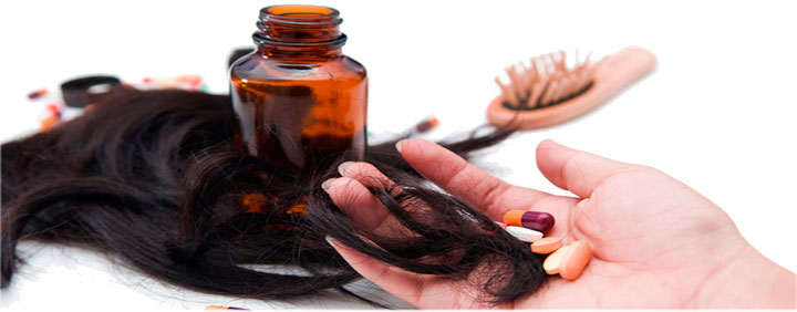 vitaminas para la caida del pelo