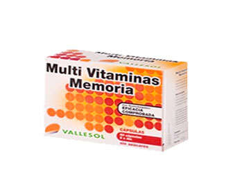 multi vitaminas vallesol en cápsulas