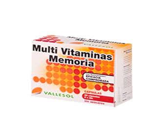 multi vitaminas vallesol en cápsulas