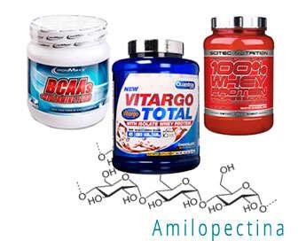 vitargo o amilopectina