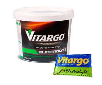 vitargo electrolyte o con electrolitos