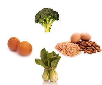 alimentos ricos en zeaxantina y luteina