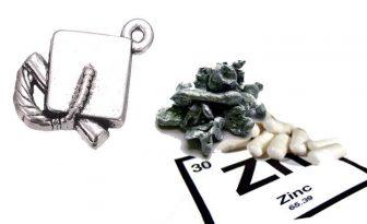 zinc propiedades tipos