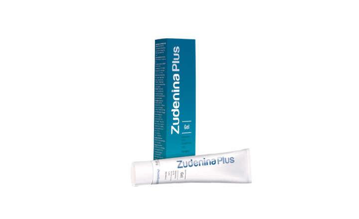 Zudenina plus gel forte para acné, modo de uso y aplicación