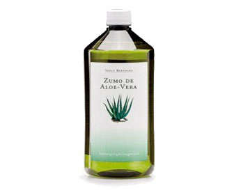 zumo de aloe vera ecológico 100%